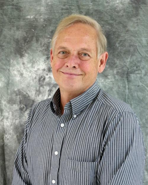 Portrait of Donn Shilling