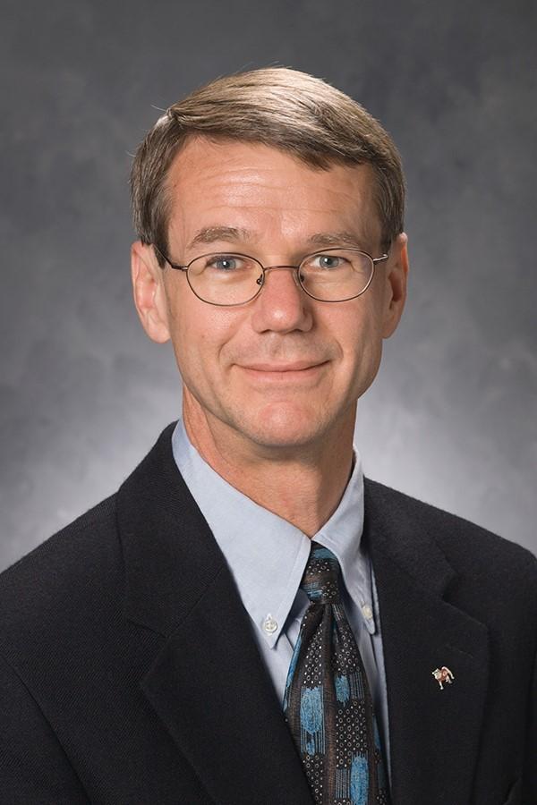 Portrait of Douglas Bailey