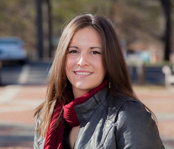 Portrait of Emily Cabrera