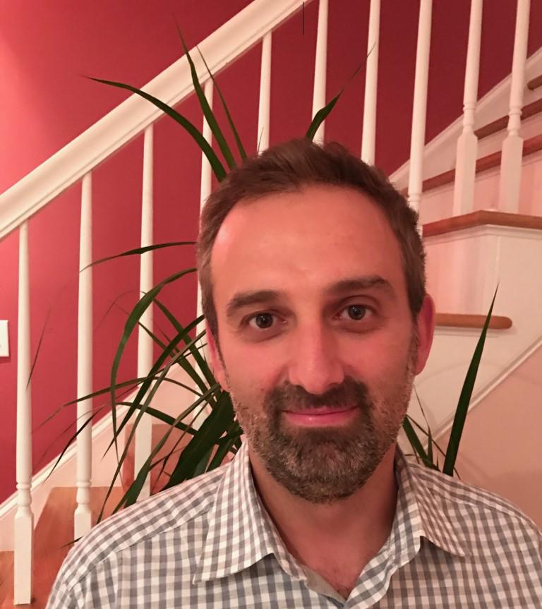 Portrait of Genti Kostandini
