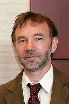 Portrait of Harald Scherm