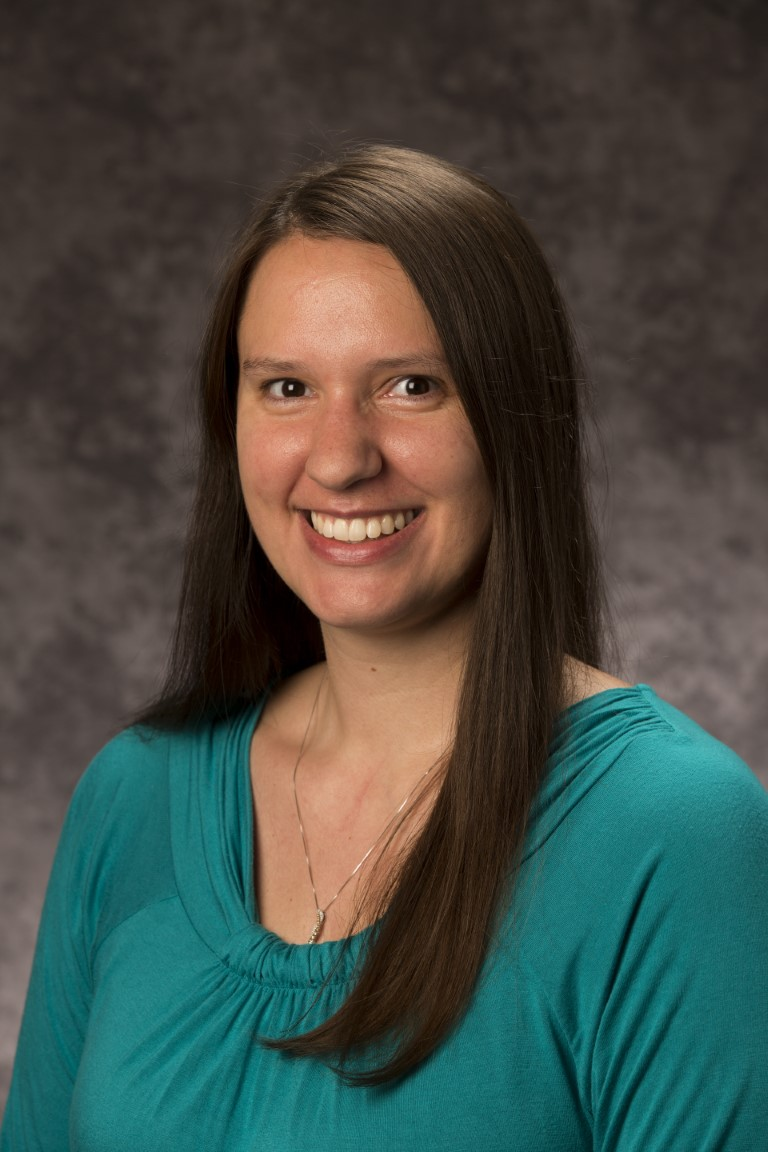 Portrait of Heather Colvin Stoltz