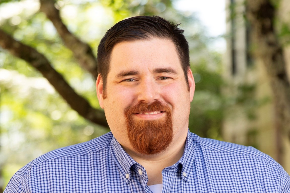 Portrait of Jason Conklin