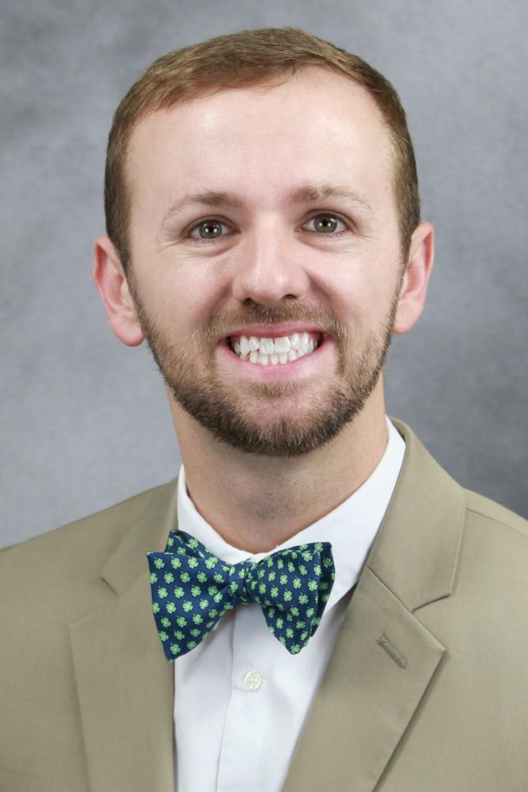 Portrait of Jeffrey Burke