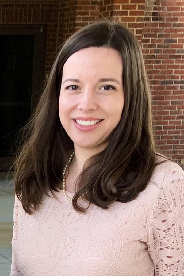 Portrait of Jennifer L Meeks