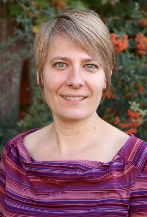 Portrait of Jennifer Jo Thompson