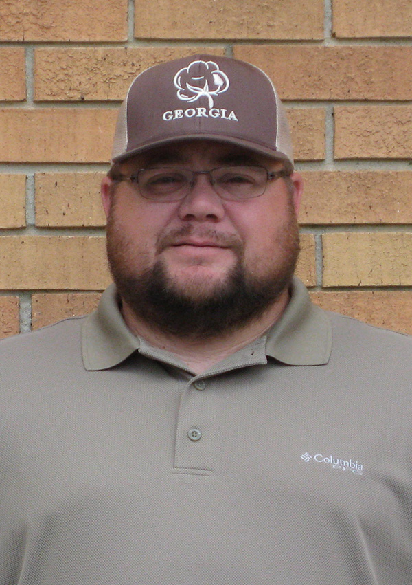 Portrait of Chad Walker