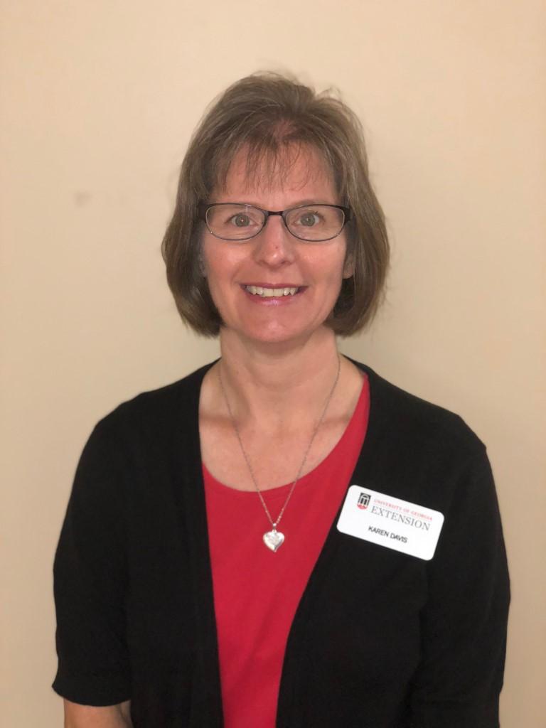 Portrait of Karen Davis