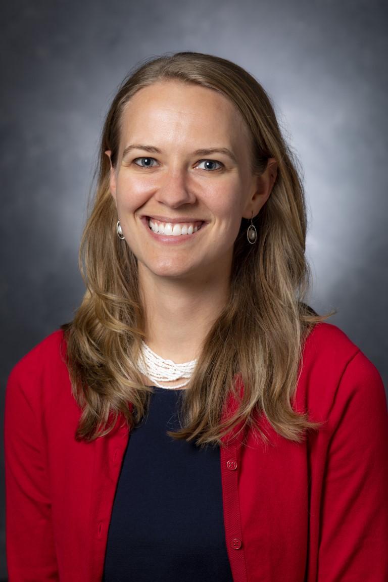 Portrait of Laurel L Dunn