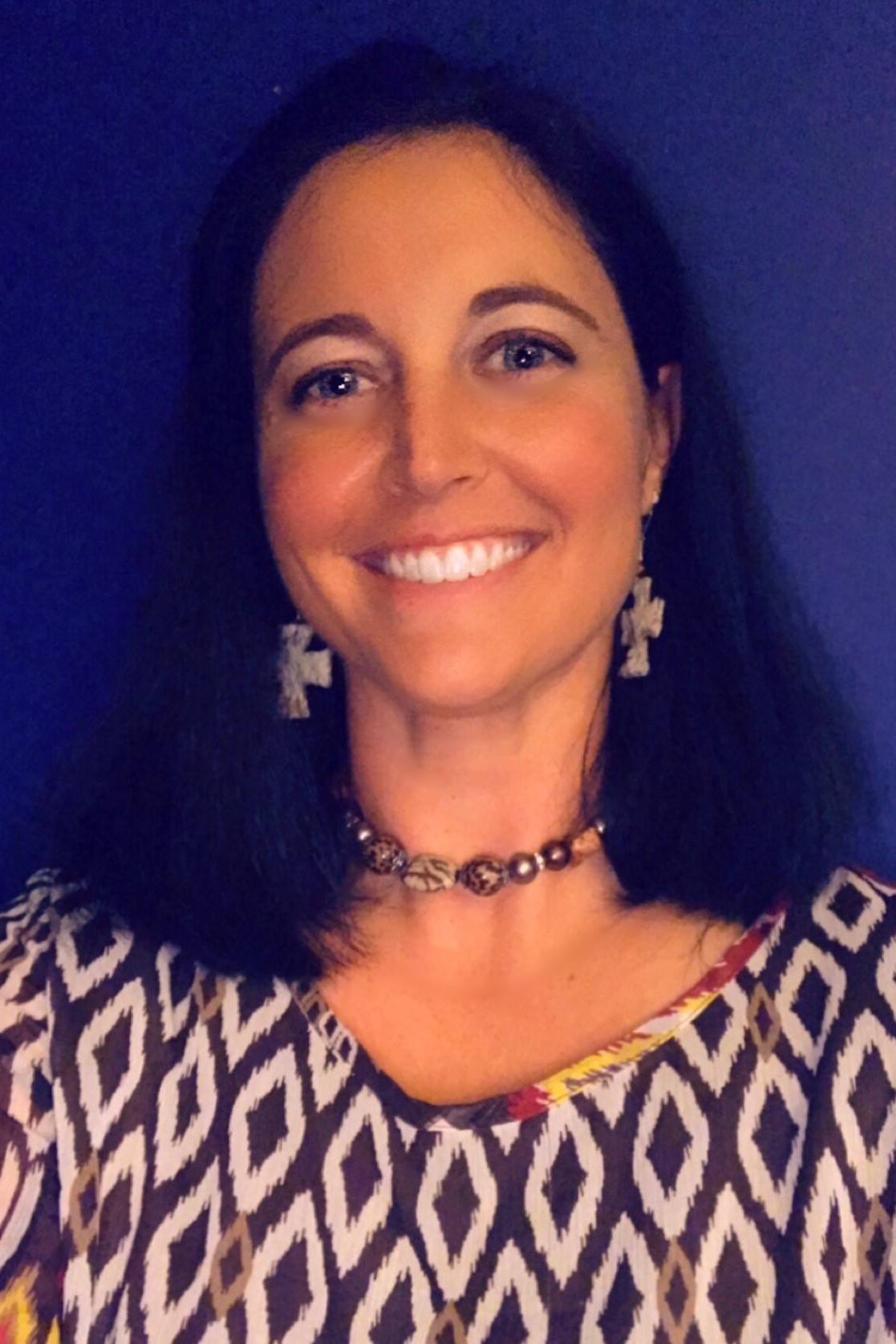 Portrait of Lauren Dye