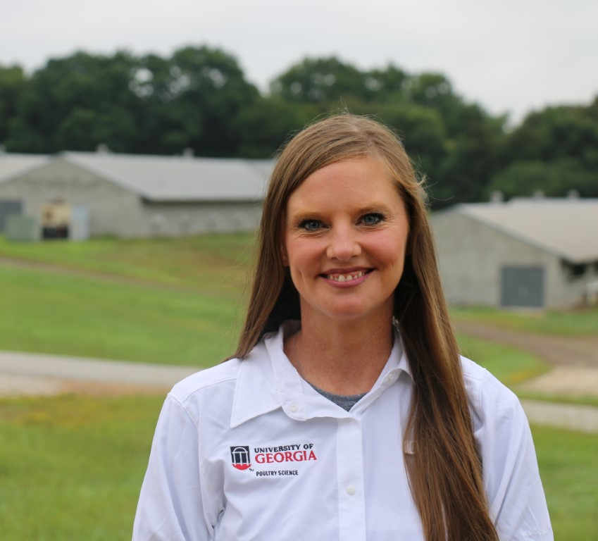 Portrait of Lindsey Rackett