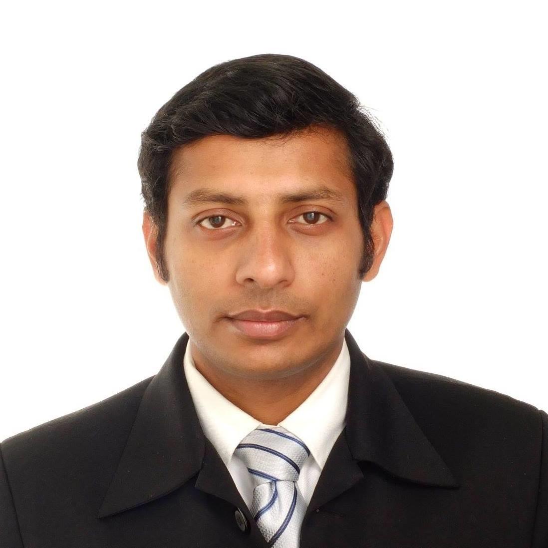 Portrait of Emran Ali