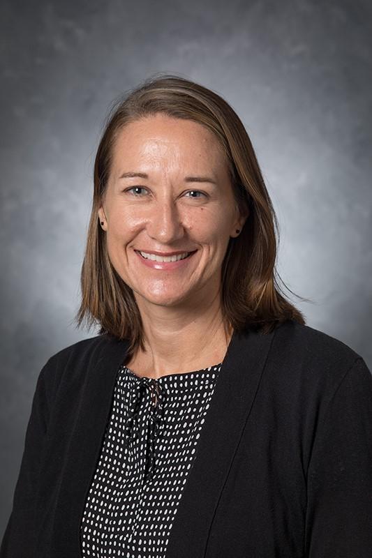 Portrait of Melanie Biersmith