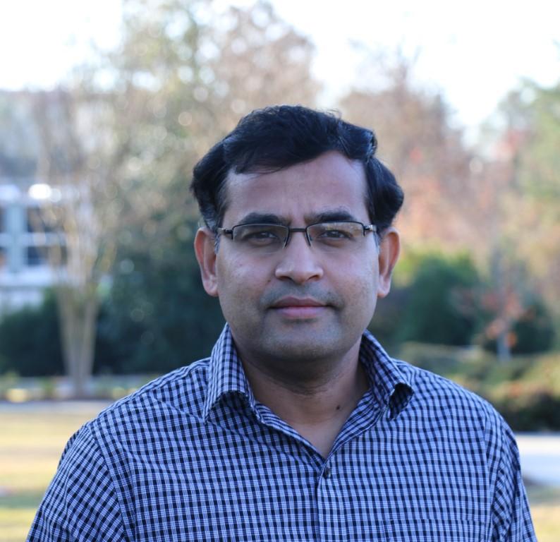 Portrait of Ramesh Selvaraj
