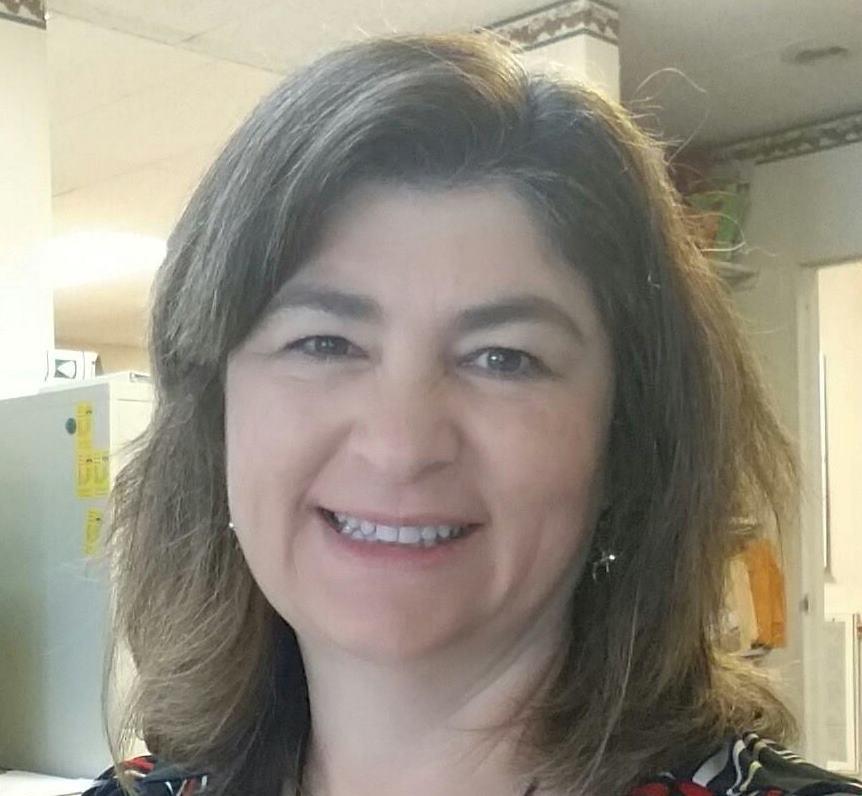 Portrait of Tina Rull