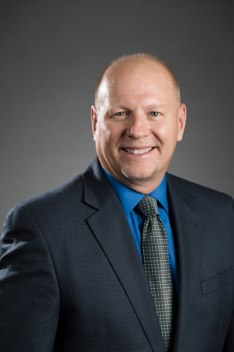 Portrait of Bill Hubbard