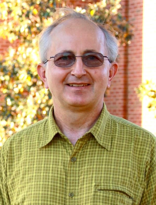 Portrait of Wojciech J. Florkowski