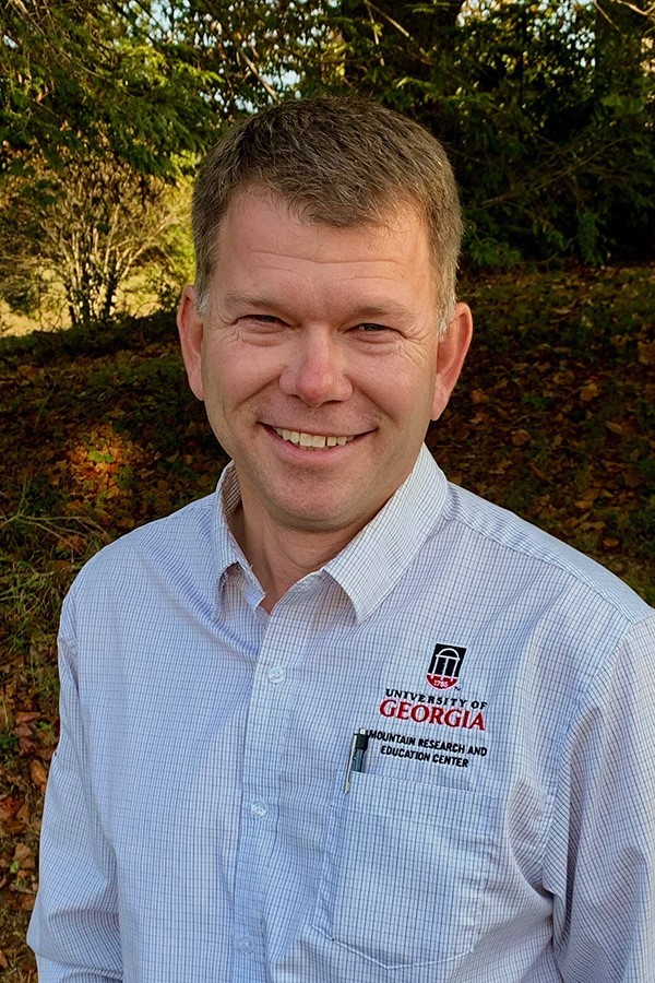 Portrait of Ray Covington