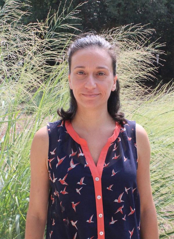 Portrait of Bochra Amina Bahri