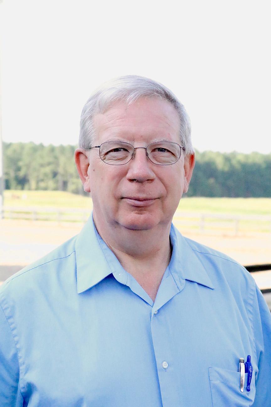 Portrait of C. Robert Dove
