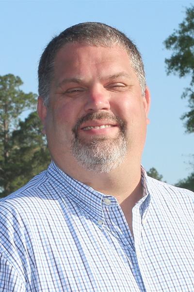 Portrait of Chuck Bargeron