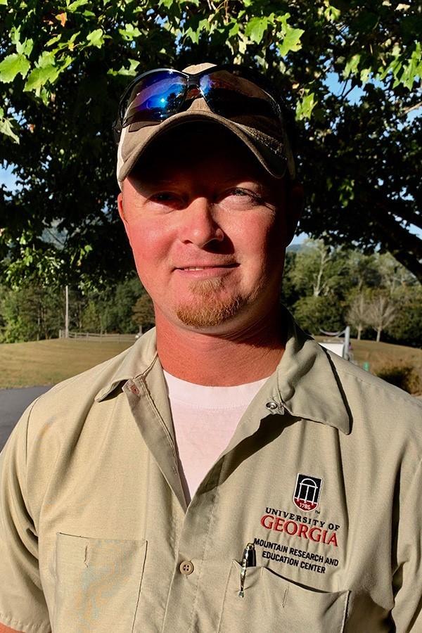 Portrait of Cody Graham