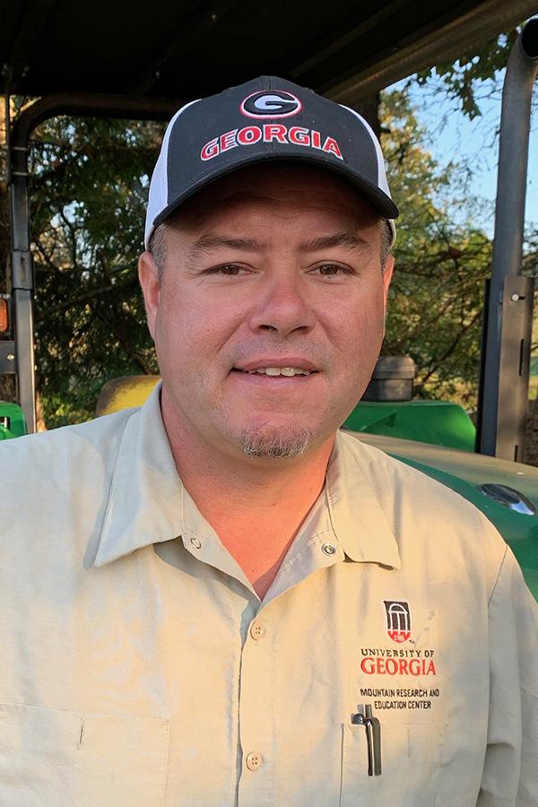 Portrait of Dustin W. Rogers