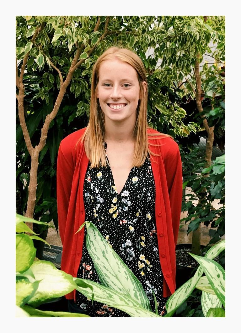 Portrait of Emma Dawson