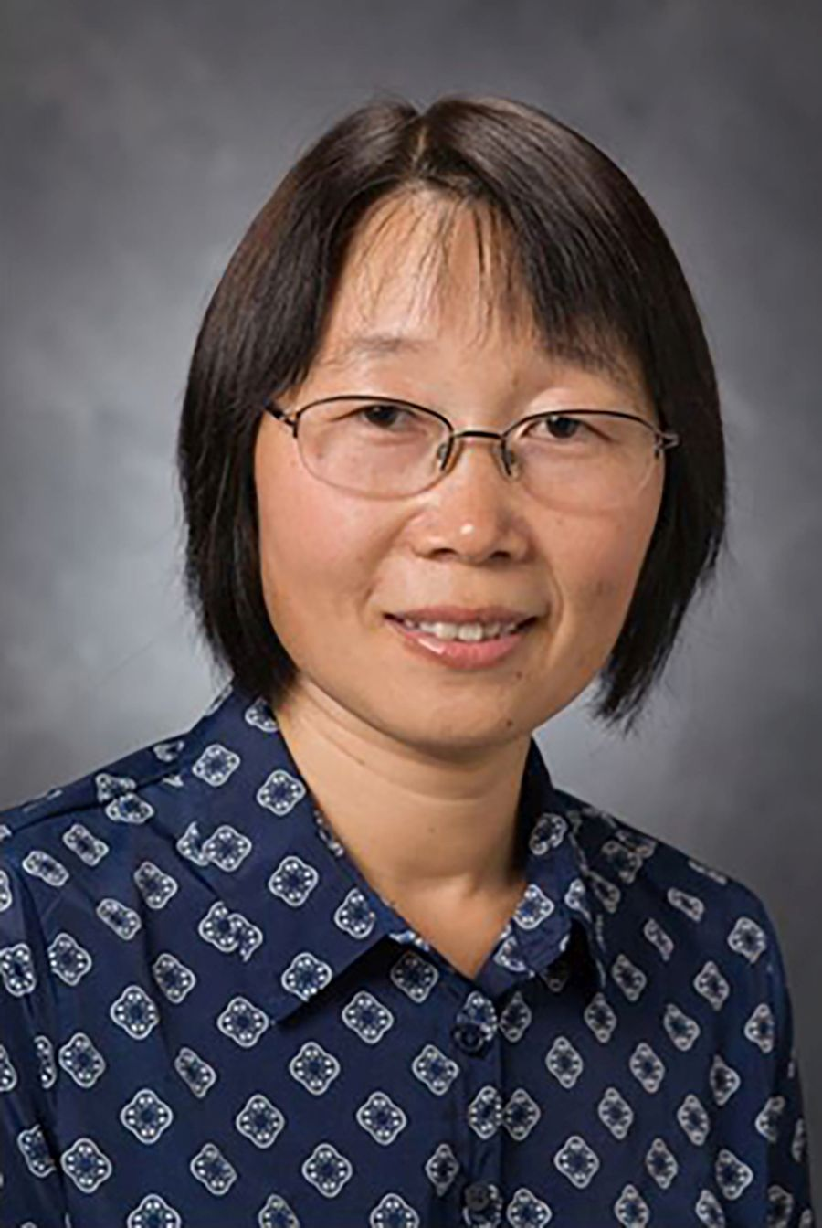 Portrait of Hongxiang Liu
