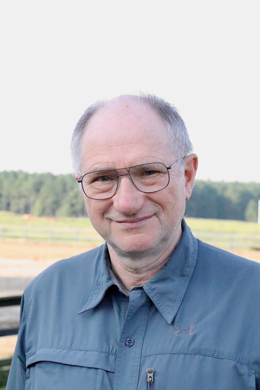 Portrait of Ignacy Misztal