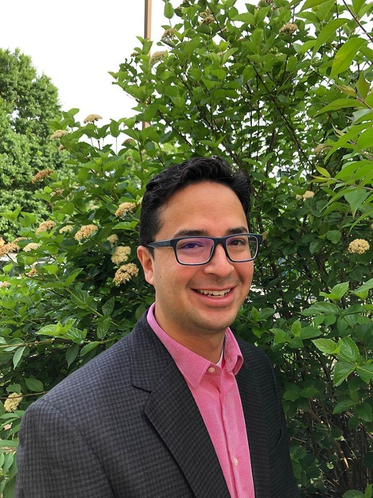 Portrait of John Michael Gonzalez