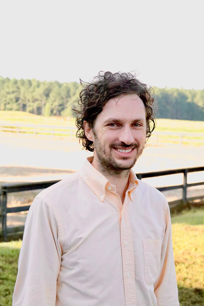 Portrait of Luke J Mortensen