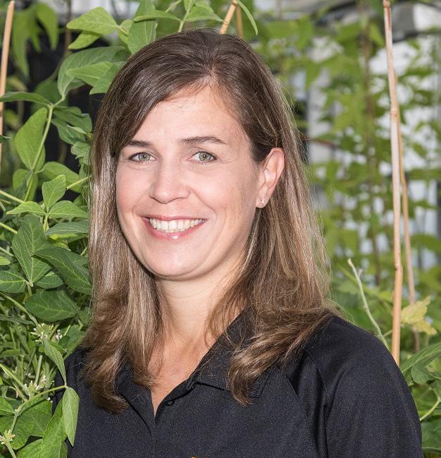 Portrait of Melissa G Mitchum