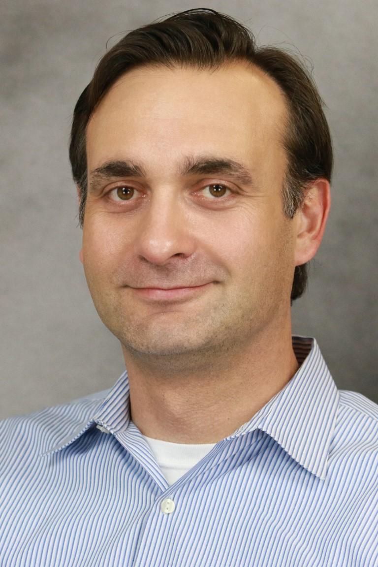 Portrait of Michael Adjemian
