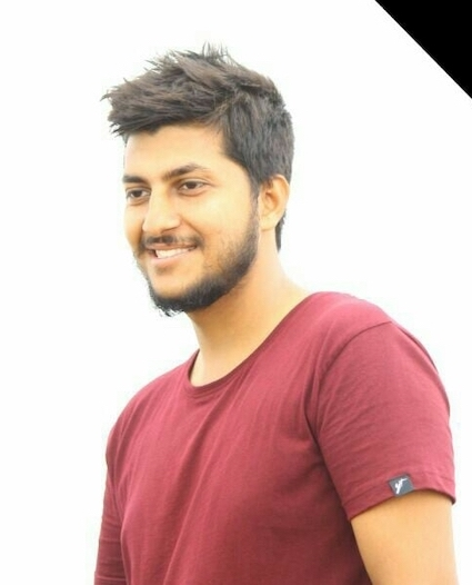 Portrait of Sudeep Pandey