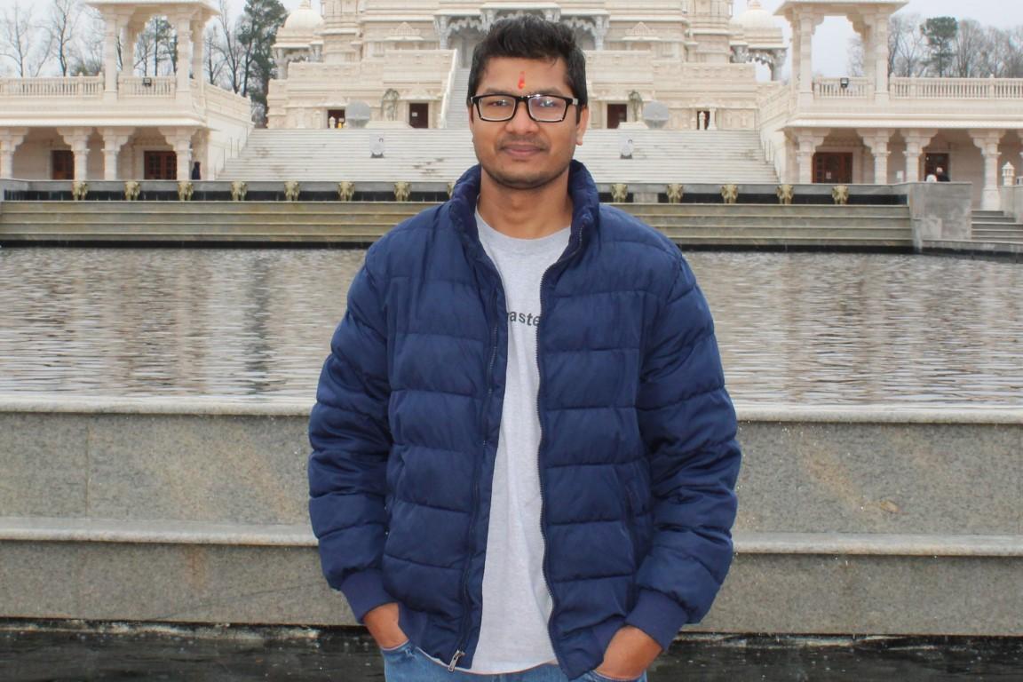 Portrait of Sudhir Yadav