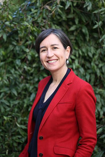 Portrait of Susana Ferreira