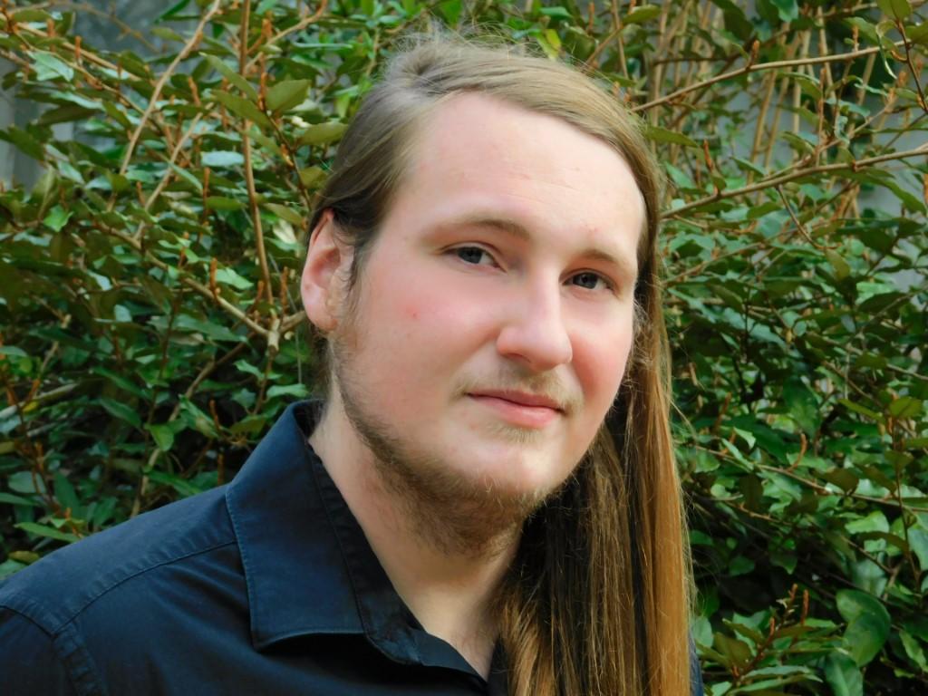 Portrait of Dylan Brumblow