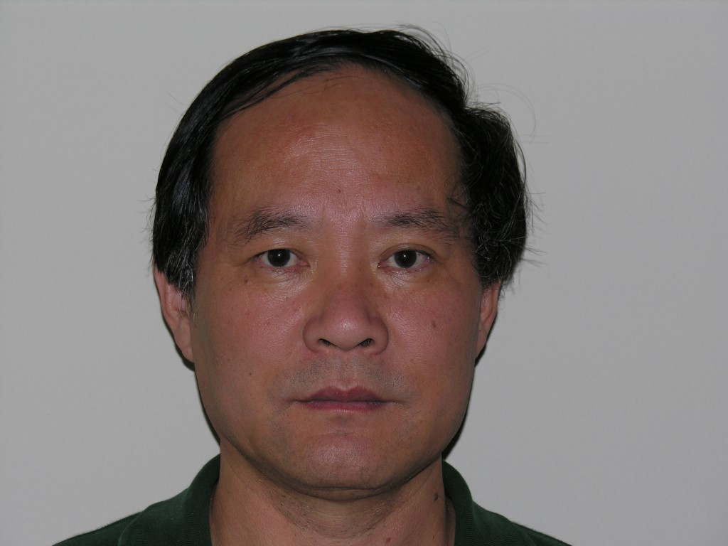 Portrait of Tong Zhao