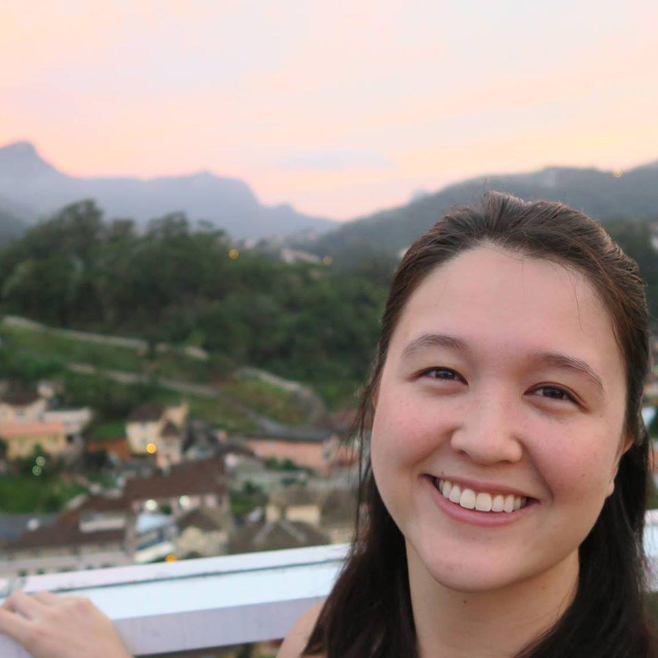Portrait of Virginia Chu
