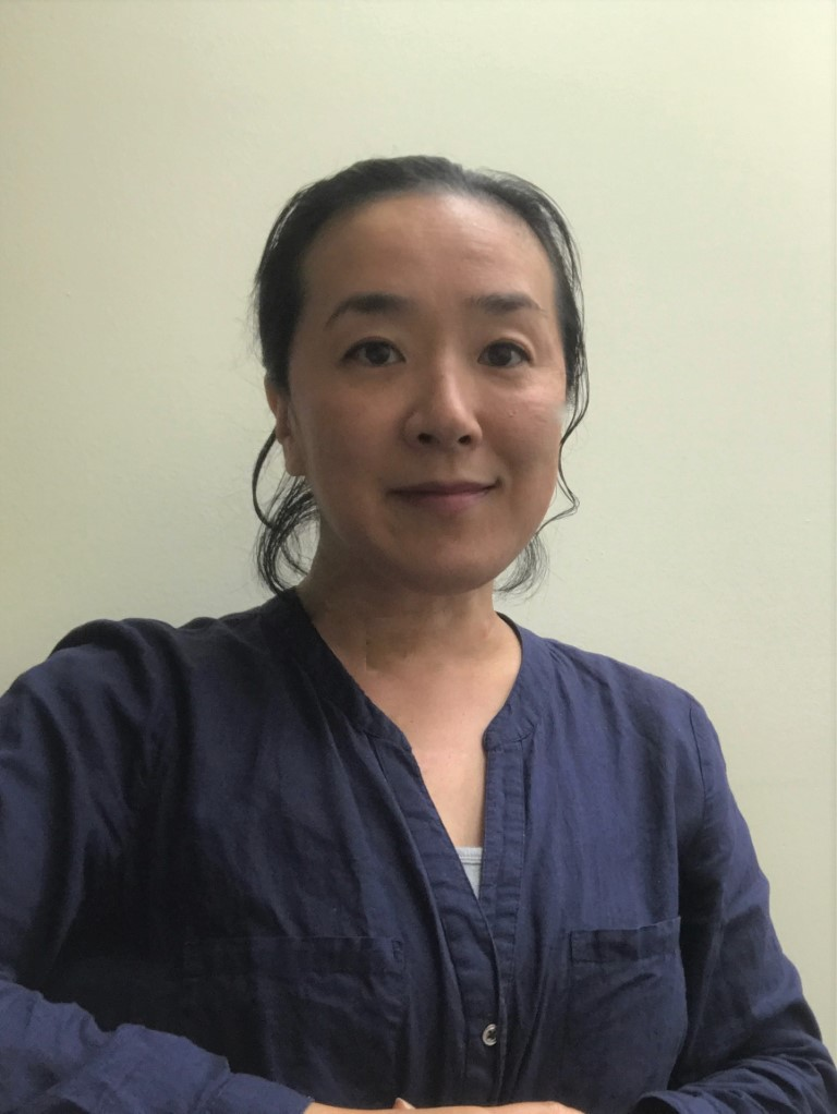 Portrait of Yukiko Hashida