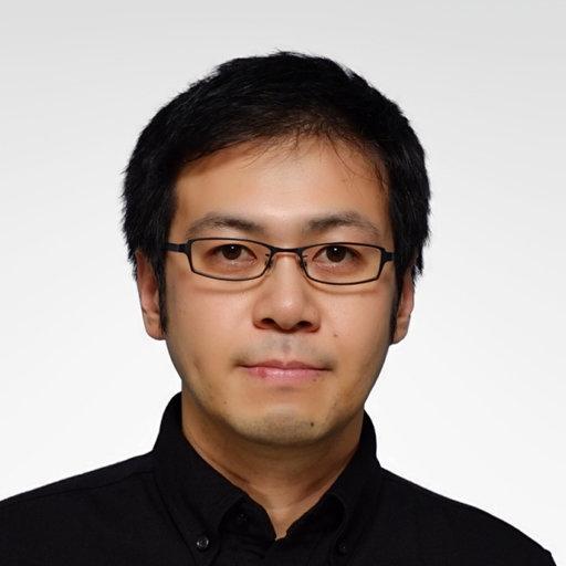 Portrait of Yutaka Masuda