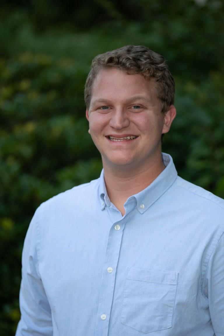 Portrait of Zach White