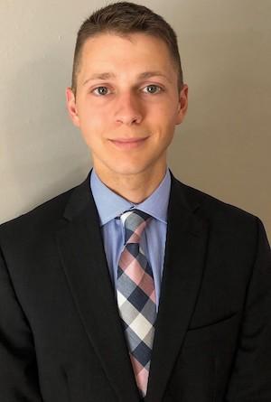 Portrait of Cody Bowling