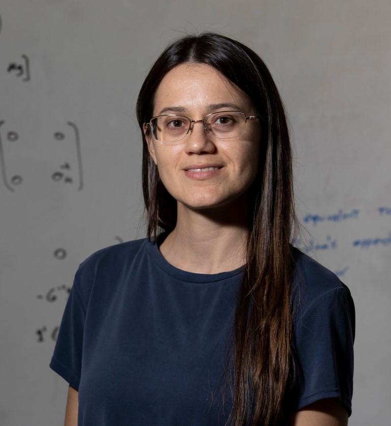 Portrait of Daniela A. L. Lourenco