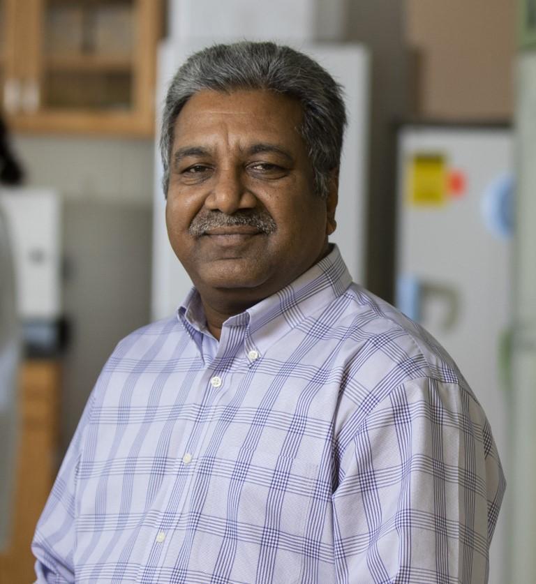 Portrait of Harshavardha Thippareddi