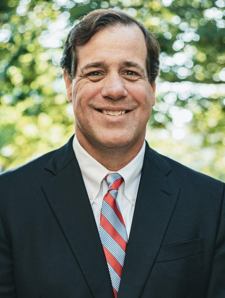 Portrait of Chris Rhodes