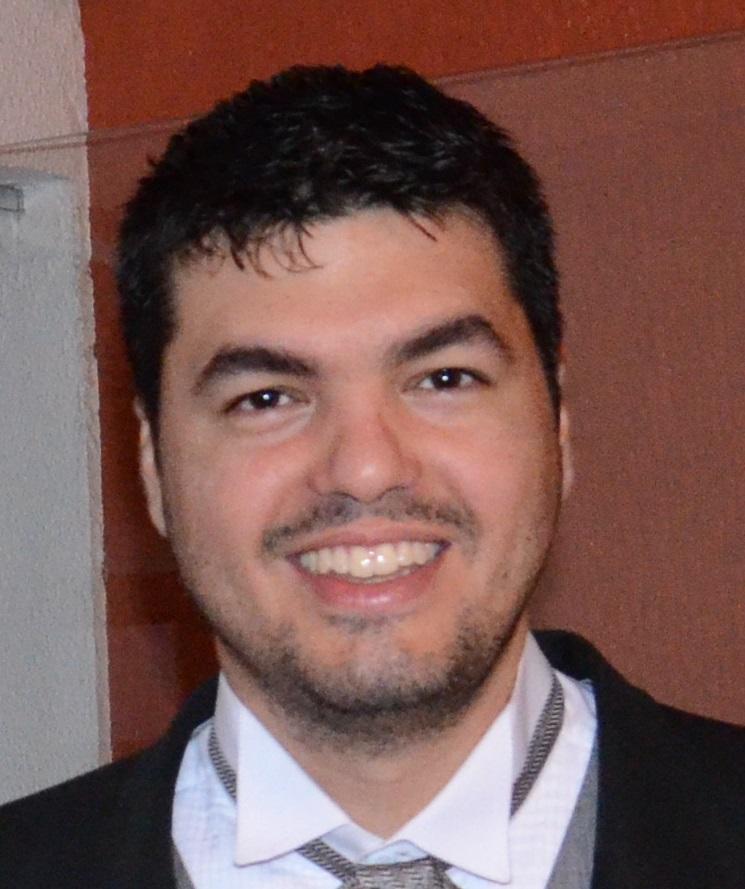 Portrait of Jeferson Lourenco