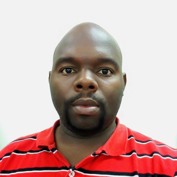 Portrait of Kadeghe Goodluck Fue