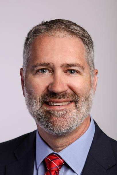 Portrait of Michael D Toews